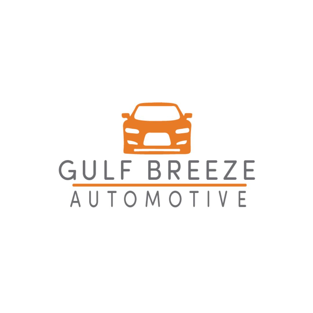 Gulf Breeze Automotive Auto Repair Shop Logo